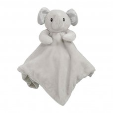 BC36-G: Mink Baby Elephant Comforter (Grey Only)