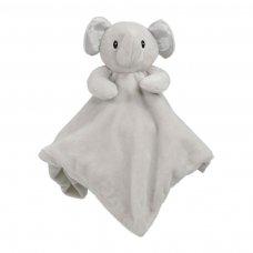 BC36-G: Grey Mink Elephant Comforter