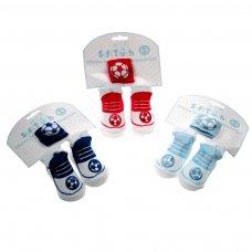 GS40: Boys Wristband & Socks Set