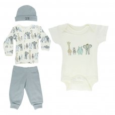 PR14: Premature Boys 4 Piece Set