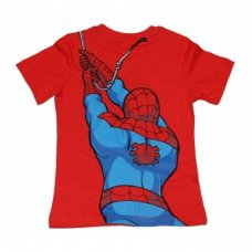 SP1: Boys Spiderman T-Shirt (1-8 Years)