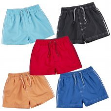 12C127: Infant Boys Assorted Swim Shorts (2-6 Years)