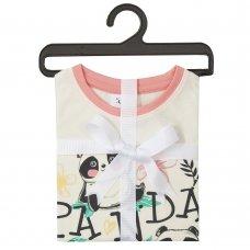 15C499: Infant Girls Panda Pyjama (2-6 Years)