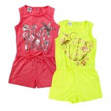 15C512: Older Girls Neon Playsuit (8-13 Years)