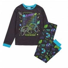 15C533: Infant Boys Gaming Pyjama (2-6 Years)