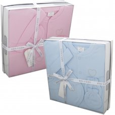 3335PB: 4 Piece Luxury Boxed Gift Set (0-3 Months)