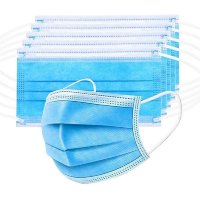 KN95: Type IIR 3 Ply Medical Disposable Surgical Mask