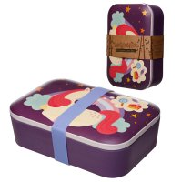 BAMB40: Eco-Friendly Bamboo Composite Sweet Dreams Unicorn Lunch Box
