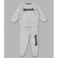 Jude Grey: Boys Bench Sweat Top & Jogpant Set (1.5-4 Years)