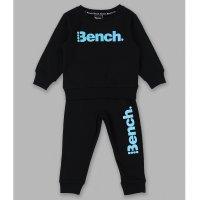 Jude Black: Boys Bench Sweat Top & Jogpant Set (1.5-4 Years)