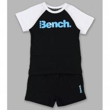 Lukas Black: Boys Bench T-Shirt & Short Set (1.5-4 Years)