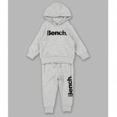 Waylon Grey: Boys Bench Sweat Hoody & Jogpant Set (1.5-4 Years)