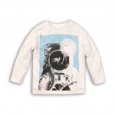 Cosmic 2: Long Sleeve Photo Print Top (9 Months-3 Years)