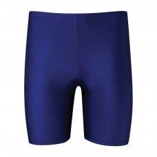 Lycra Stretch Shorts - Navy