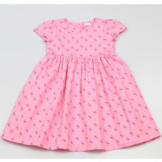 GF5027: Girls All Over Print Dress (3-8 Years)