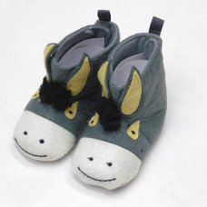 EG6279: Baby Boys Boots (0-12 Months)