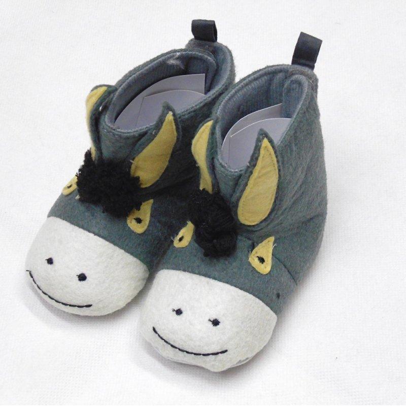 EG6279: Baby Boys Boots (0-12 Months)