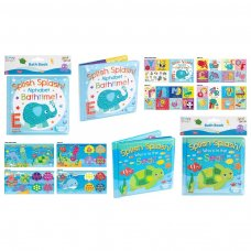 PS232: Soft PVC & Foam Baby Learning Bath Book