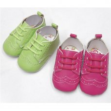 G8615: Baby Girls Shoes (0-12 Months)