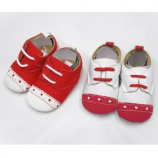 G8665: Baby Girls Shoes (0-12 Months)