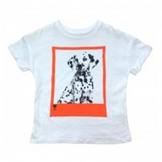 NX22: Kids Dalmation Puppies T-Shirt (4-12 Years)