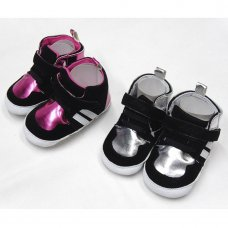 K12982: Baby Girls Trainers (0-12 Months)