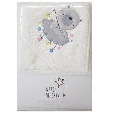 L1033: Baby Bear Hooded Towel/Robe