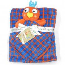 M14150: Baby Parrot Comforter & Blanket