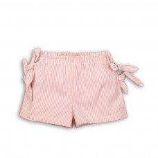 Pool 6: Seersucker Striped Short (9-12 Months)