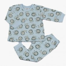 M3360: Baby Boys All Over Lion Print Pyjama (12-24 Months)
