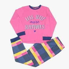 M6381: Older Girls Pyjama (7-12 Years)