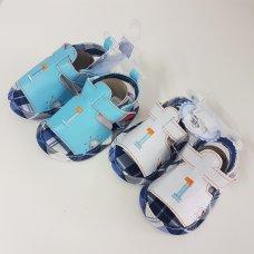Q17499: Baby Boys Sandals  (0-12 Months)