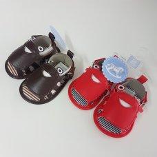 R18089: Baby Boys Sandals  (0-12 Months)