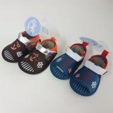 R18090: Baby Boys Sandals  (0-12 Months)