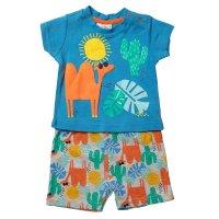 R18551: Baby Boys Desert T-Shirt & Short Set (3-24 Months)