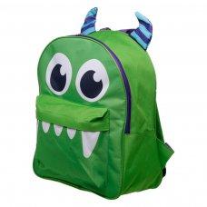 RUCK08: Monstarz Monster Polyester Rucksack Backpack