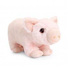 SE6704: 18cm Keeleco Pig (100% Recycled)