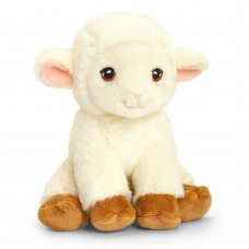 SE6705: 18cm Keeleco Sheep (100% Recycled)