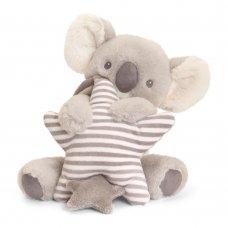 SE6714: 18cm Keeleco Cozy Koala Musical (100% Recycled)