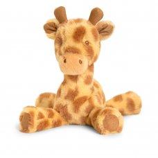 SE6715: 17cm Keeleco Huggy Giraffe (100% Recycled)