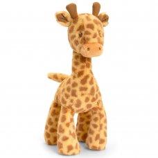 SE6716: 28cm Keeleco Huggy Giraffe (100% Recycled)