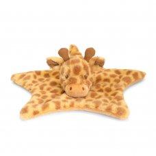 SE6717: 32cm Keeleco Huggy Giraffe Comforter (100% Recycled)
