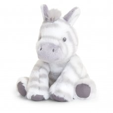 SE6720: 14cm Keeleco Cuddle Zebra (100% Recycled)