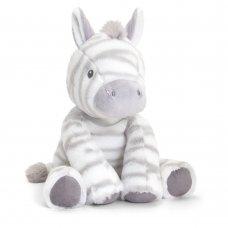 SE6721: 25cm Keeleco Cuddle Zebra (100% Recycled)