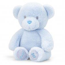 SE9105: 20cm Keeleco Baby Boy Bear (100% Recycled)