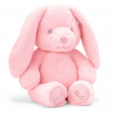 SE9108: 20cm Keeleco Baby Girl Bunny (100% Recycled)