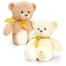 SN0788: 25cm Supersoft My First Teddy