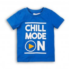 1KTEE3P: Boys Chill Mode Graphic Tee (8-13 Years)