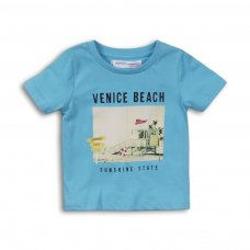 1TTEE 1: Boys Venice Beach Graphic Tee (9 Months-3 Years)