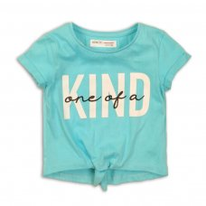 2KTEE21P: Girls One Of A Kind Graphic Tshirt (8-13 Years)
